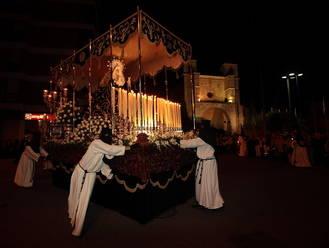 Apoyo institucional de las administraciones a la Semana Santa de Guadalajara