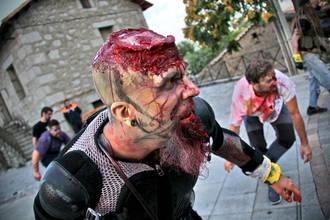 Más de 1.500 jugadores participarán en la XVII Survival Zombie de Cabanillas del Campo