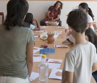 El Parque Arqueológico de Recópolis abre su temporada de talleres