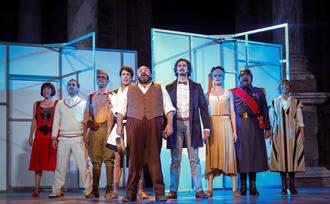 El Eunuco llega este sábado a las tablas del Teatro Auditorio Buero Vallejo
