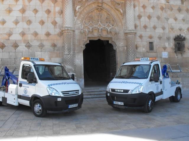 Guadalajara, entre las ciudades españolas con el servicio de grúa más barato