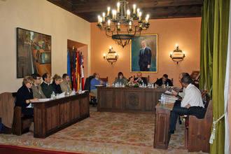 El Ayuntamiento de Sigüenza aprueba el Presupuesto General de 2015