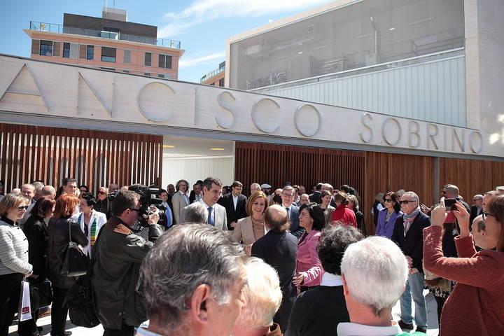 El Museo Sobrino, el día de su inauguración. (Foto: www.eduardobonillaruiz.es)