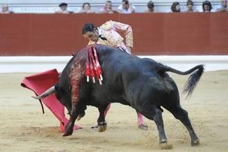 Sánchez Vara, en solitario ante seis toros de Palha, el 18 de abril en Guadalajara