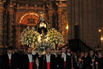 La Semana Santa seguntina bate el récord de visitantes (4.665) desde que se registran estadísticas (1996)