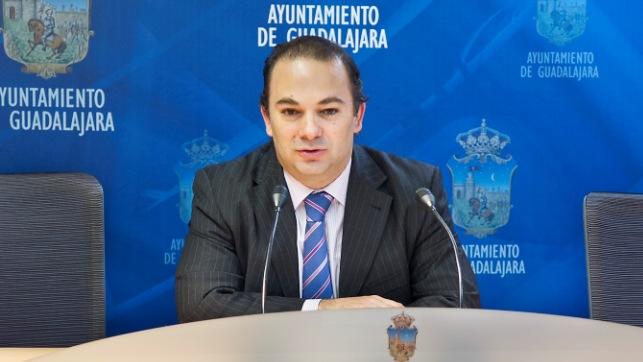Jaime Carnicero, número 3 de la candidatura de Antonio Román