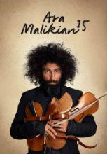 Agotadas las localidades para ver a Ara Malikian en el Teatro Buero Vallejo