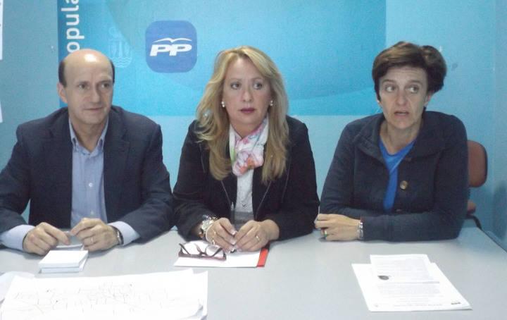 """Juan Pablo Sánchez asegura que """"con Aure Hormaechea y su candidatura las bases están sentadas para que el Partido Popular gane la Alcaldía de Azuqueca"""""""