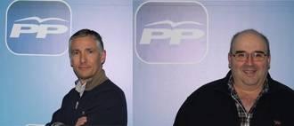 Ignacio Ranera y Francisco José Pérez, candidatos del PP a las Alcaldías de Pastrana y Sacedón