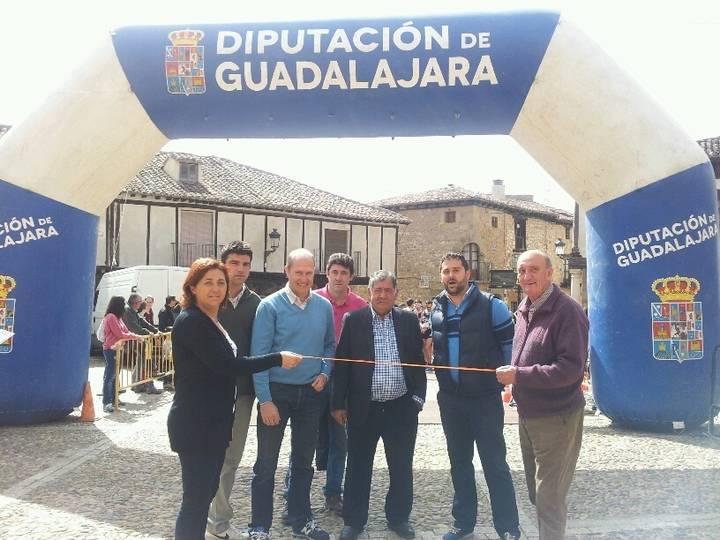 Atienza disfruta del Circuito de Carreras Populares 'Diputación de Guadalajara'