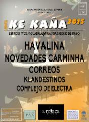 La Asociación Cultural Super 8 presenta el IV Festival Ke Kaña