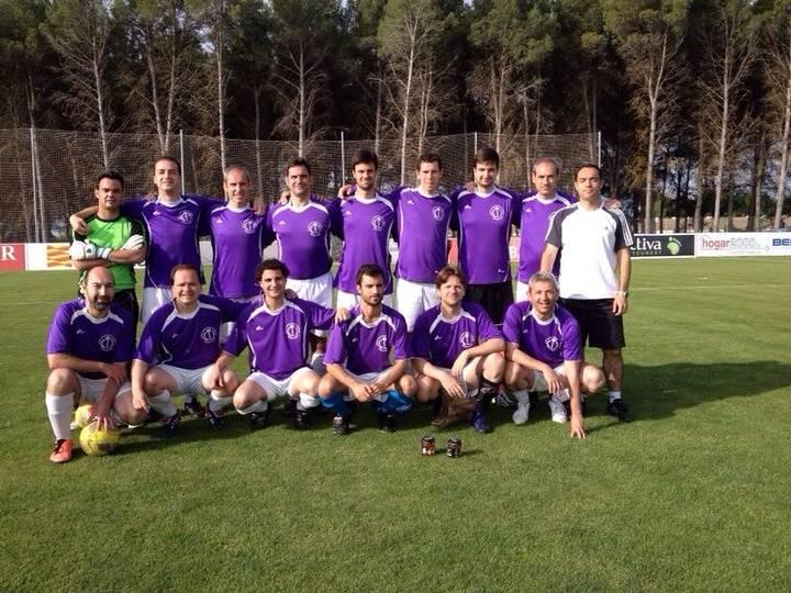 Facultativos del Área Integrada de Guadalajara participarán en el Campeonato de España de Fútbol Médico