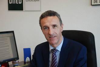 Jesús de Andrés, director de UNED Guadalajara, nombrado director de Campus de la UNED