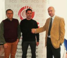 FCG firma un convenio de colaboración con H4 Idiomas y Ocio