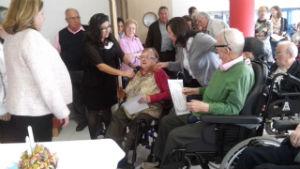 La residencia de Mayores Los Nogales celebra su XI Aniversario
