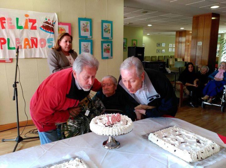 La residencia de mayores 'Los Olmos' tiene ya seis usuarios centenarios