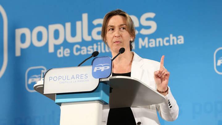 """Ana Guarinos: """"Page, Bono y Barreda son la apuesta por la ruina, el desempleo y el despilfarro"""""""