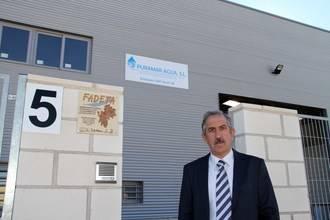 Javier Cuellar de la empresa Puramar Agua espera terminar el año con cuatro trabajadores