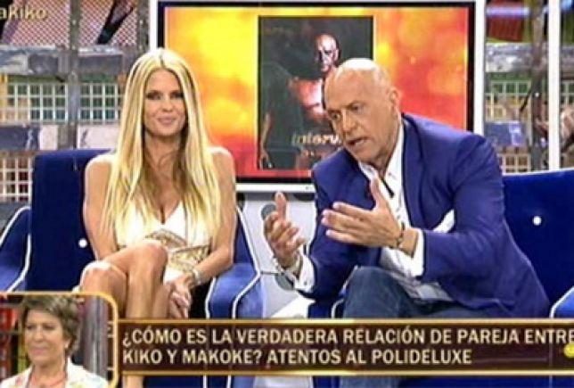 """Kiko Matamoros se enfada, se avergüenza de trabajar en Telecinco y se va del plató del """"Deluxe"""""""