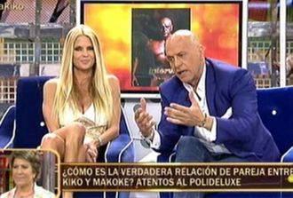 Kiko Matamoros se enfada, se avergüenza de trabajar en Telecinco y se va del plató del