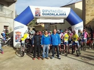 Nuevo récord de participación en la carrera del Circuito Provincial MTB celebrada en El Sotillo