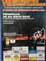 El domingo 25 IX Encuentro Mountain Bike Tendilla, tercera prueba del Circuito MTB Diputación de Guadalajara