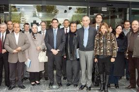 El modelo sanitario de Castilla La Mancha se implantará en 17 hospitales de Túnez