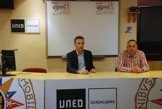 La UNED de Guadalajara celebra sus torneos de ajedrez