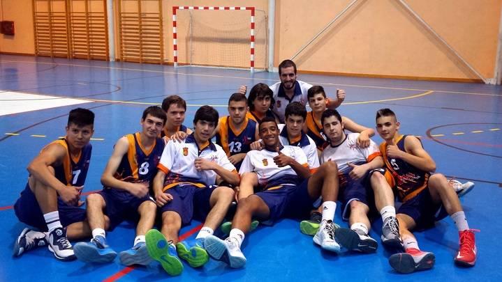Exhibición del Retama Basket Yunquera para alcanzar las Semifinales