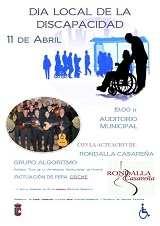 Los casareños se preparan para el Día Local de la Discapacidad