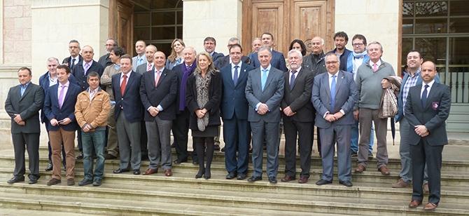 El Consorcio Provincial de Bomberos participa en un encuentro nacional celebrado en Cuenca