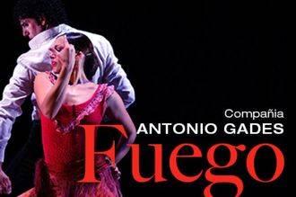 La función del ballet de Antonio Gades,