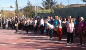 Un total de 36 equipos participan en el Campeonato de Bolos de la Billa patrocinado por la Diputación