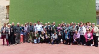 Gran ambiente en el Campeonato 'Alto Tajo' de Bolos de la Billa celebrado en Abánades
