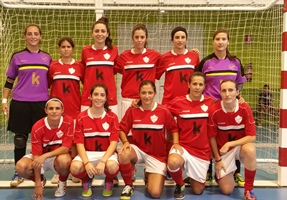 Homenaje al fútbol sala en Chiloeches (6-7)