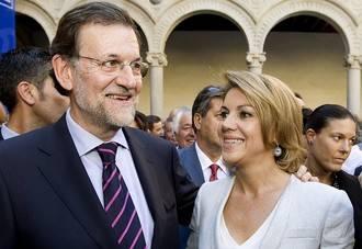 Rajoy presenta este sábado la candidatura de Cospedal a la presidencia del Gobierno de Castilla La Mancha