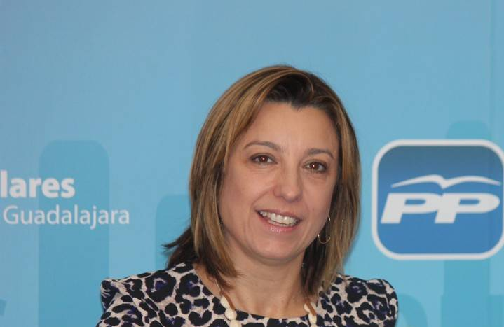 Encarna Jimenez, diputada nacional del PP