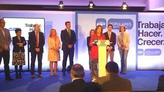 """Ana Guarinos: """"Castilla-La Mancha necesita un proyecto estable como el del PP y una Presidenta responsable como Mª Dolores Cospedal"""
