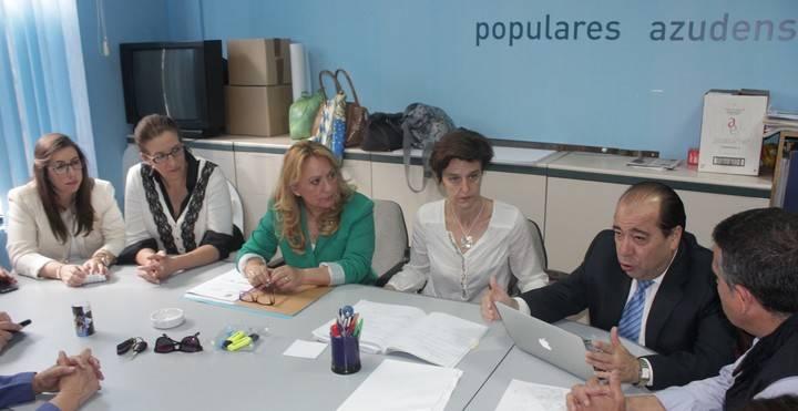 """Aure Hormaechea: """"Es muy triste la mala imagen que están dando de Azuqueca los imputados socialistas Bellido y Blanco"""""""
