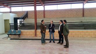 Sigue avanzando la mejora de infraestructuras en los pueblos a través de los planes de la Diputación