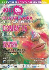 Ya son 3.000 los inscritos al evento de Holi Run que se celebrará el próximo fin de semana en Guadalajara