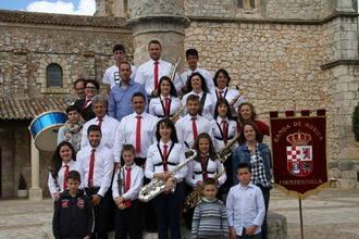 La Banda de Música volverá a engalanar las ya próximas fiestas patronales de mayo en Fuentenovilla