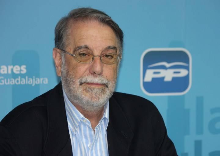 José-Florian González, candidato del PP a la Alcaldía  de Loranca de Tajuña