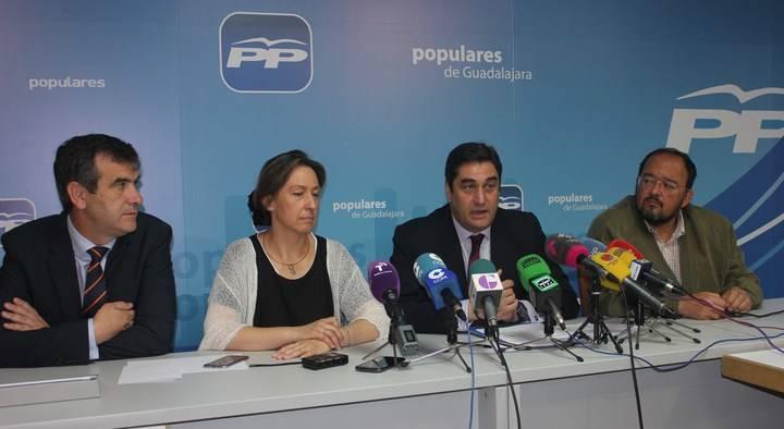 """Echániz: """"El convenio sanitario con Madrid es algo tremendamente positivo para los ciudadanos de la región y especialmente para los de Guadalajara"""""""