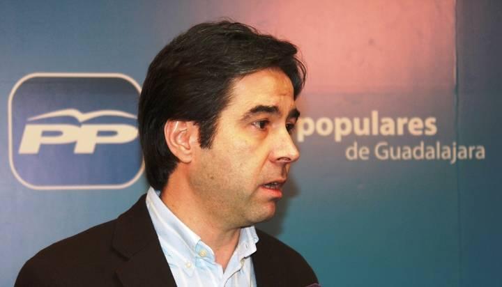 """Robisco: """"Quien debería ir a los Tribunales es Page, a aclarar la presunta trama del PSOE en la provincia de Guadalajara"""""""