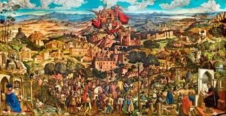 Muere el pintor conquense Víctor de la Vega