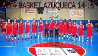 El Alza Basket Azuqueca a por la séptima plaza