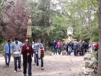 Yunquera y Heras de Ayuso celebran la festividad de San Cleto en torno a la Virgen de la Granja