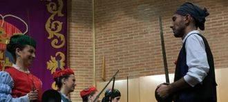 Muestra de Música y Bailes de la Escuela de Folklore de la Diputación el próximo sábado en Budia