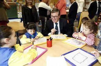 Marín atribuye a profesores, alumnos y familias la reducción de la tasa de abandono educativo en Castilla-La Mancha